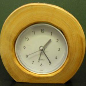 "Small Clock 4"" H, 4-1/2"" width"